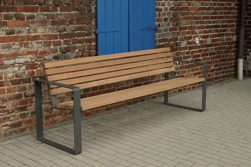sitzbank santanderfsc zertifiziertem hartholzzum. Black Bedroom Furniture Sets. Home Design Ideas