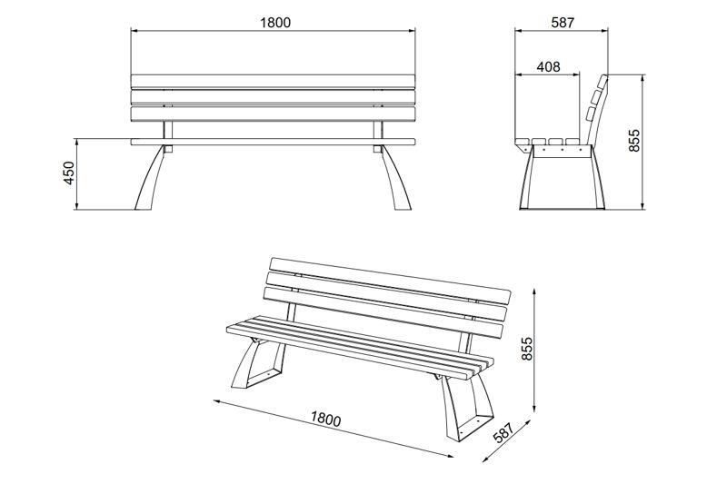 bank tisch kombination leibiverschiedene h lzer m glichpreis ab hom. Black Bedroom Furniture Sets. Home Design Ideas